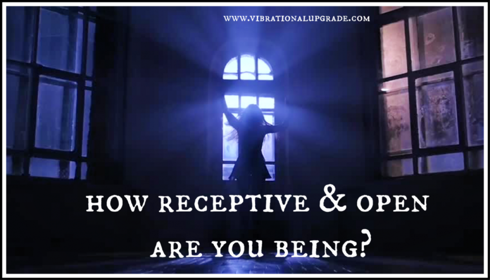 Learning to Receive: FREE Clearing & Healing to Open You Up to Receiving