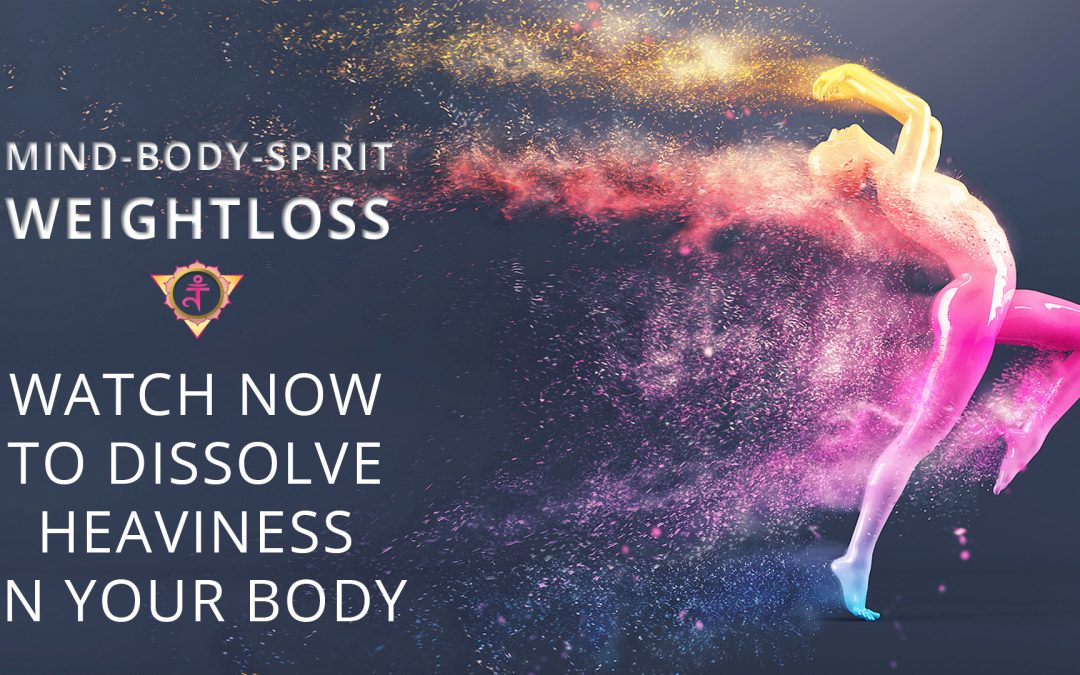 Weight-loss from a Mind-Body-Spirit Perspective